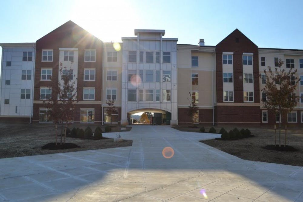 How secure are the residence halls at SU?