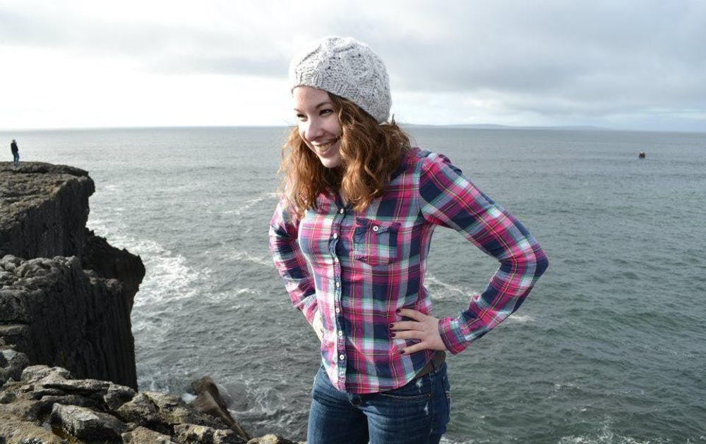 SU student returns from studying abroad in Ireland