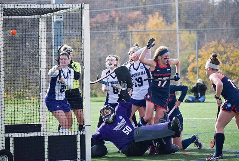 Shippensburg University will have a chance to defend its 2016 national title, as it heads to Louisville, Kentucky, for the 2017 field hockey championships.