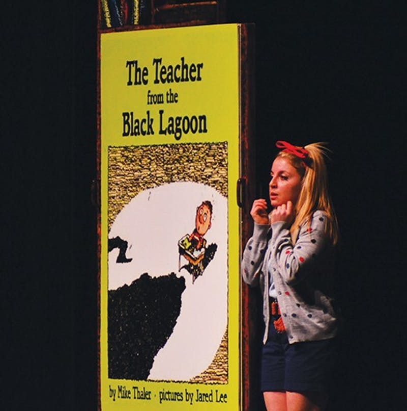Theatreworks black lagoon