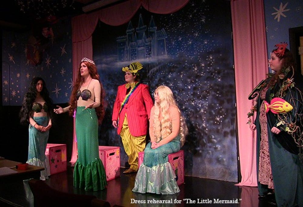 The Little Princess Playhouse brings live art to children