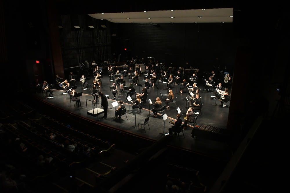 SU music department holds concert