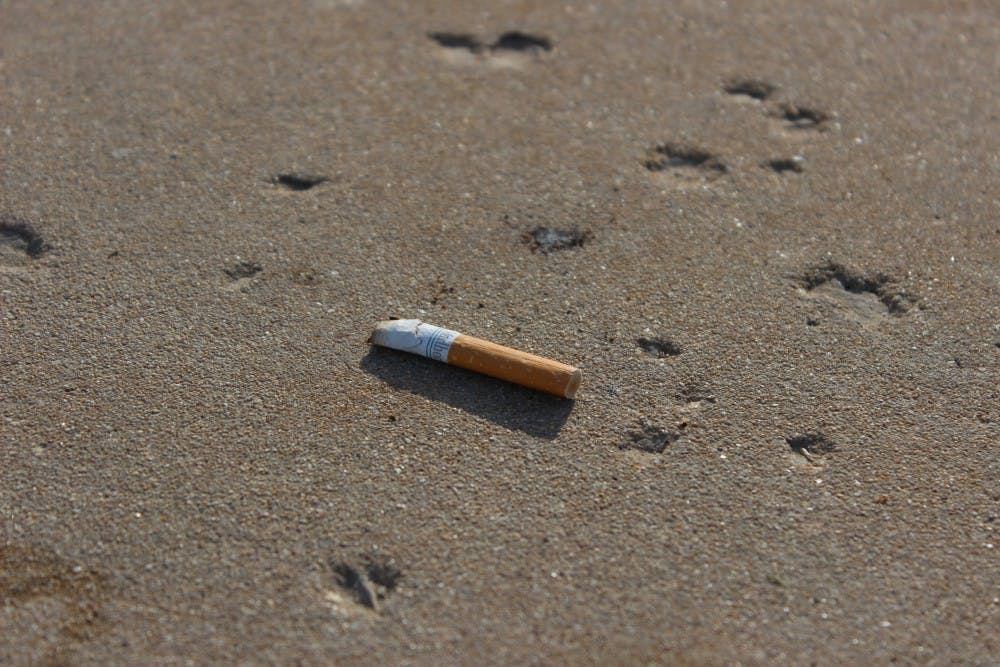 Seeing through the smoke: Cigarettes on campus