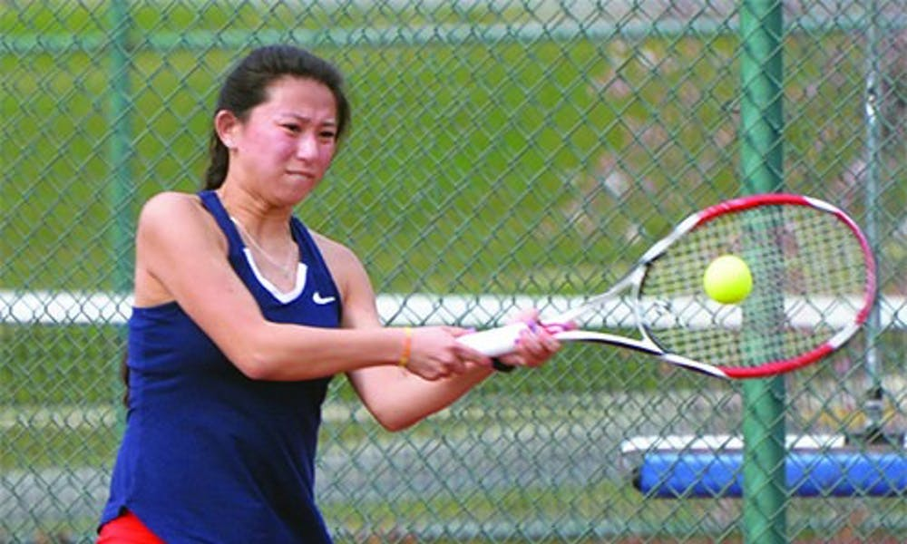 Tennis drops fall opener