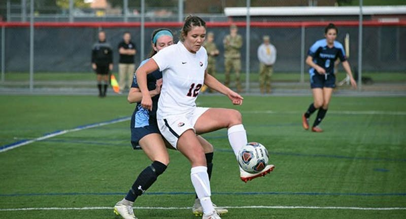Izzy Weigel led the Raiders last season in both points (13) and goals (six) last season. The team will need Weigel to put together another good season if they are to take the next step and make a run in the PSAC tournament.
