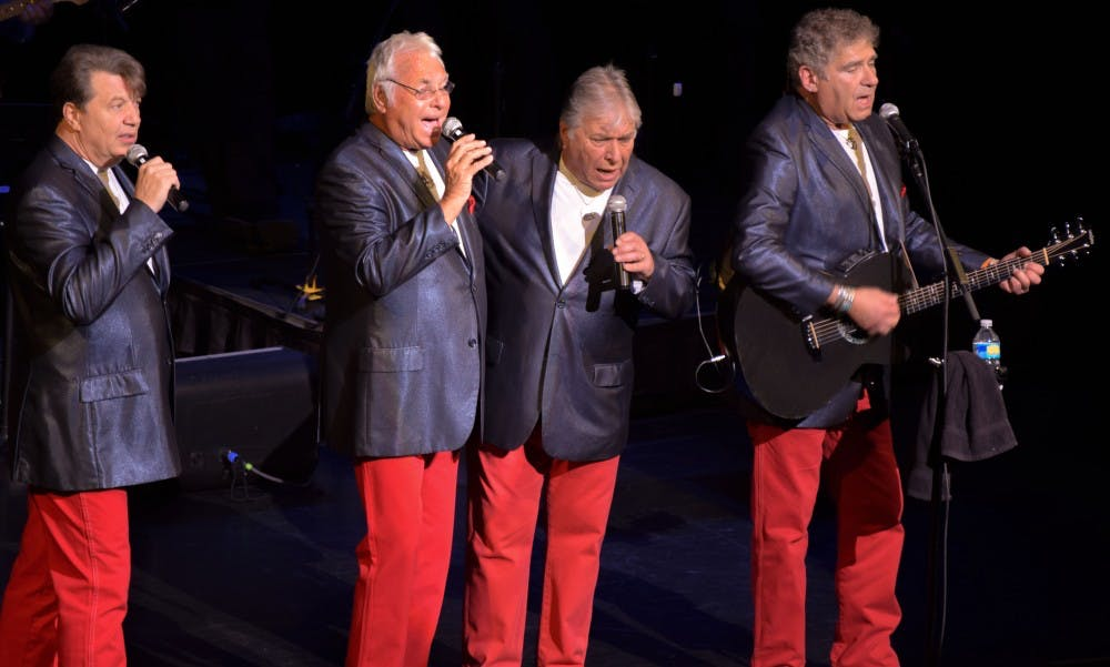 Iconic '60s singers put on timeless show