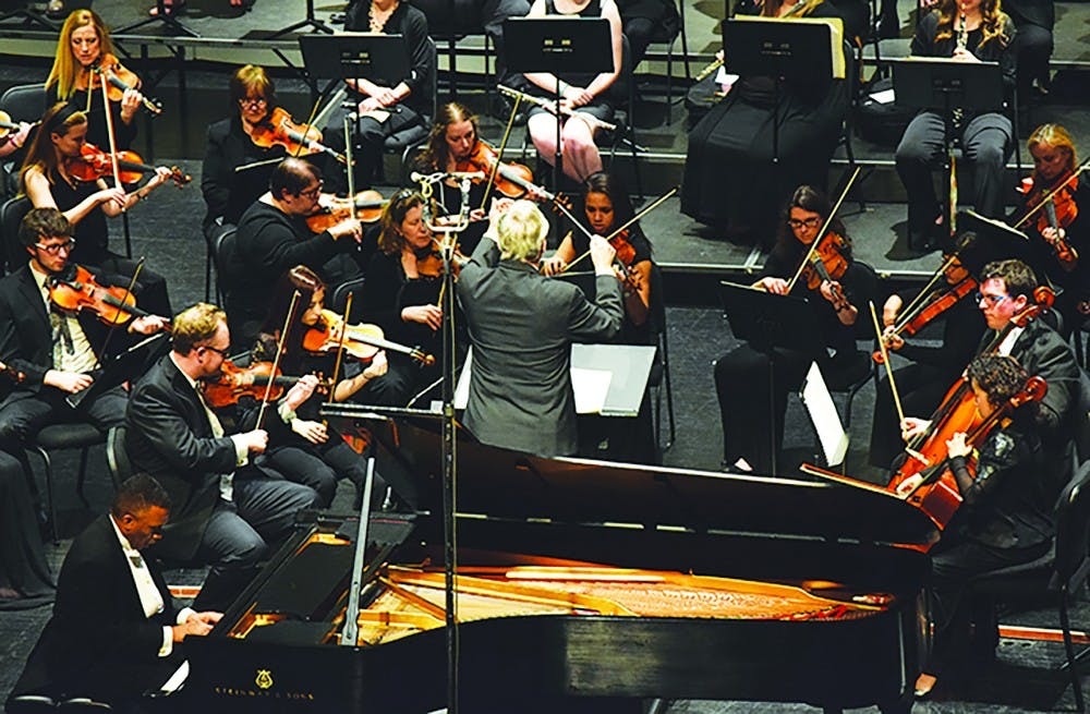 Orchestra brings Beethoven to life