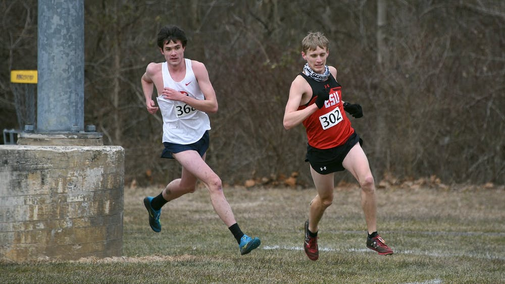 Cross-country tops the field at Shippensburg Invitational