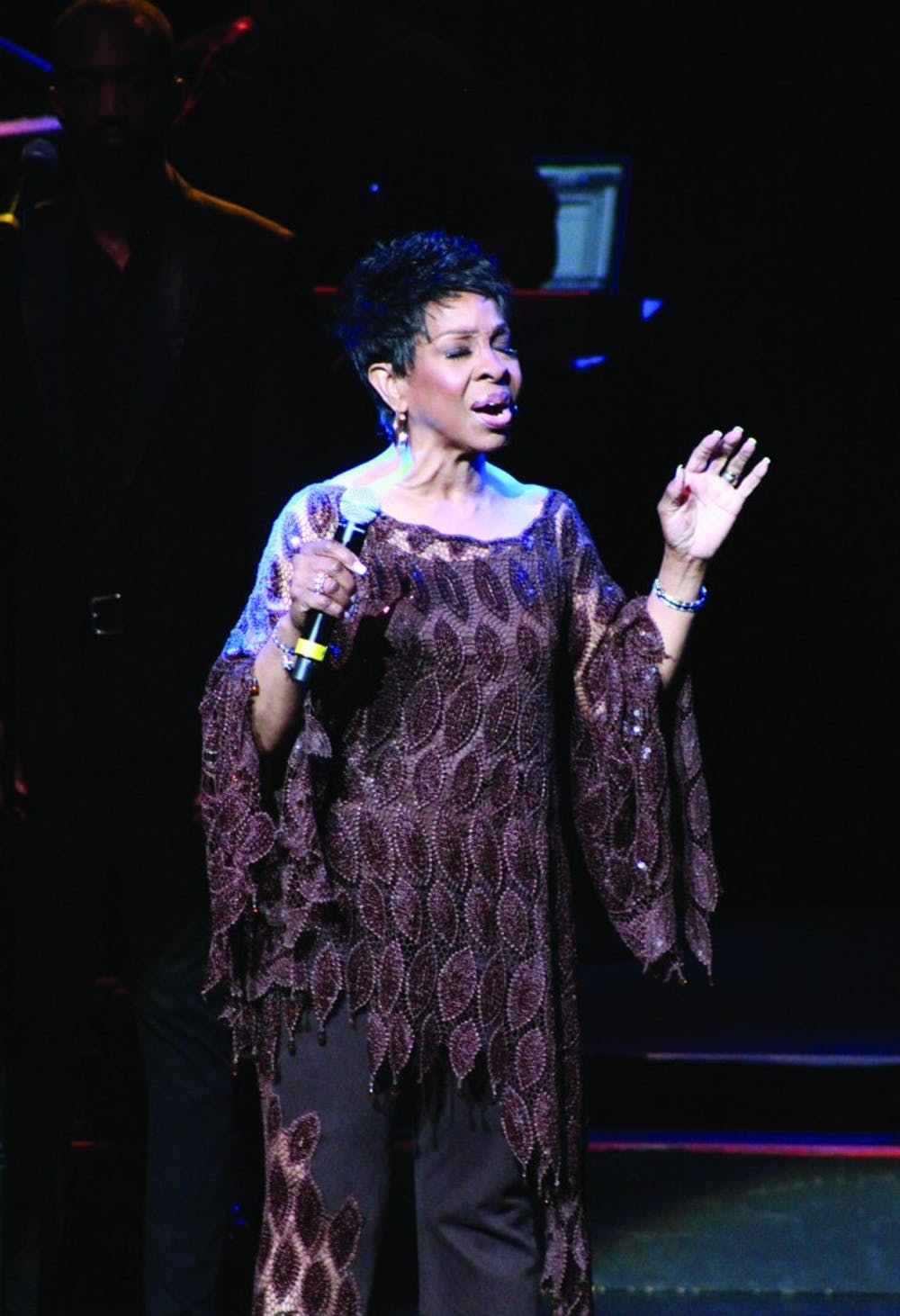 Review: Gladys Knight benefits diversity scholarship with Luhrs concert