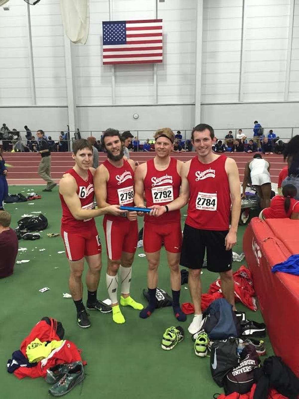Indoor track breaks records at Boston Invitational