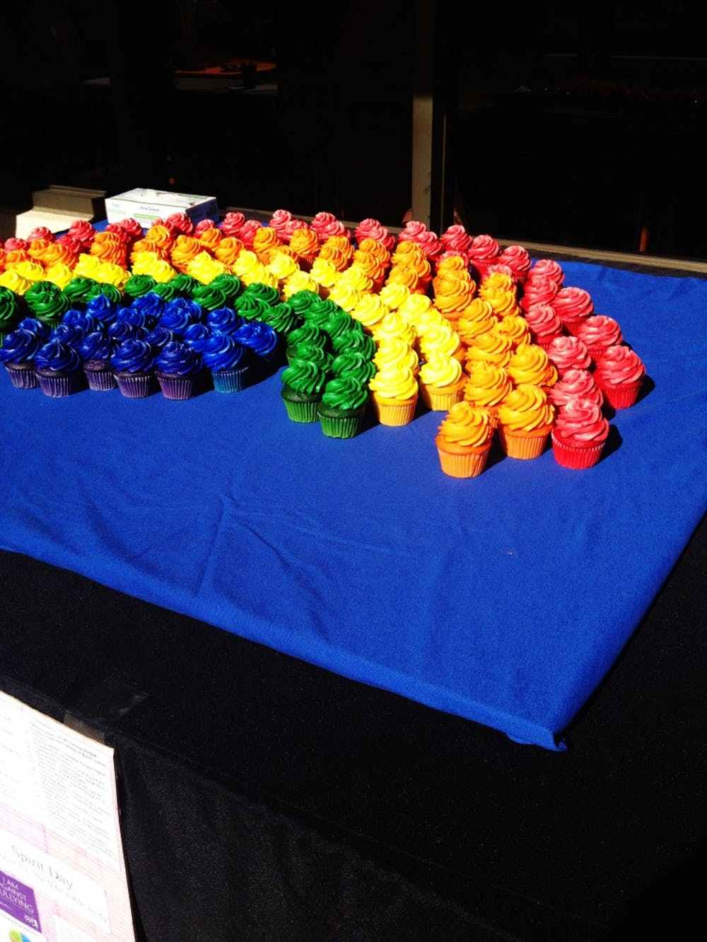SAFE cupcakes bring color to LGBT adversity