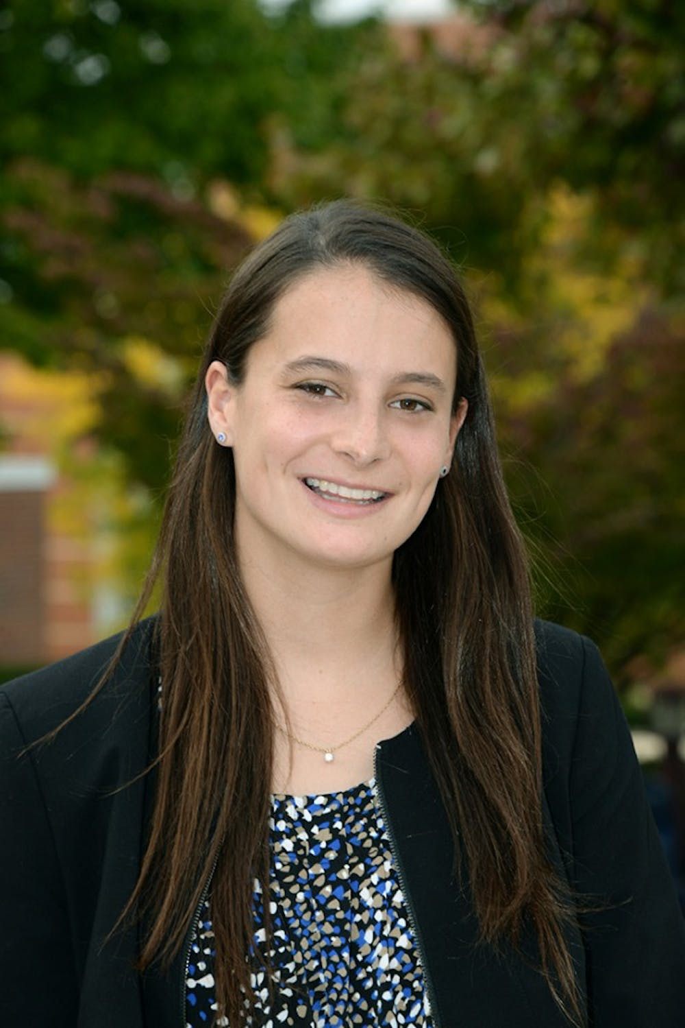 Student steps up to secretary position
