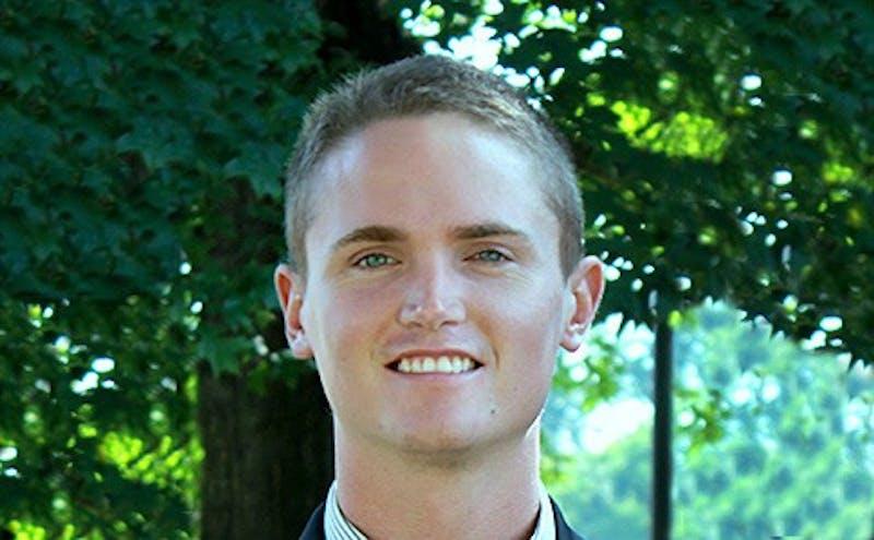 James Kornan, SU Senior
