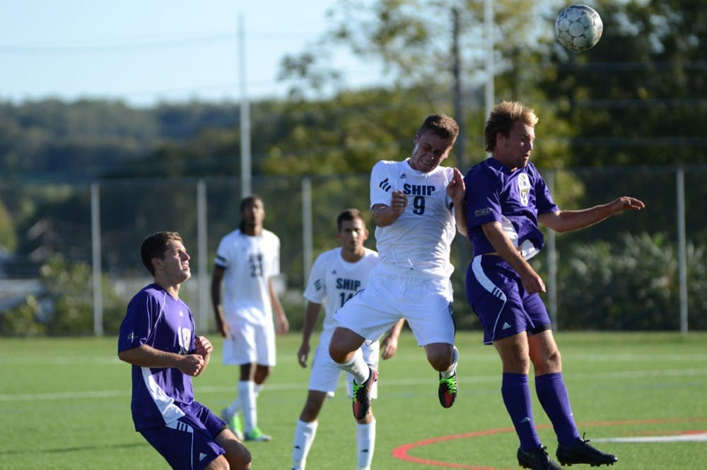 Raiders tie up West Chester in Wednesday game