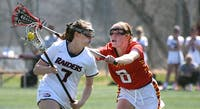 Alana Cardaci leads SU in goals and is fourth overall in the PSAC with 36.