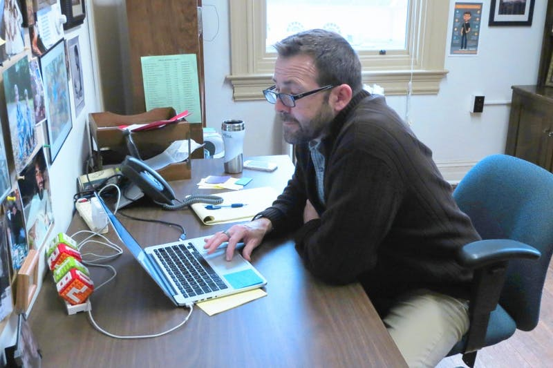 Neil Connelly is a professor at Shippensburg University and teaches many classes about writing. He has participated in hundreds of workshops, which he feels is a great way for writers to gain more experience.