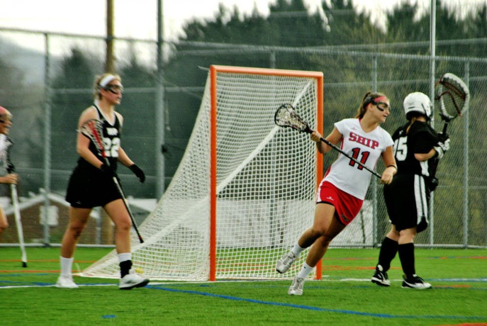SU falls to Indiana University of Pa., 16-14, in overtime showdown Tuesday