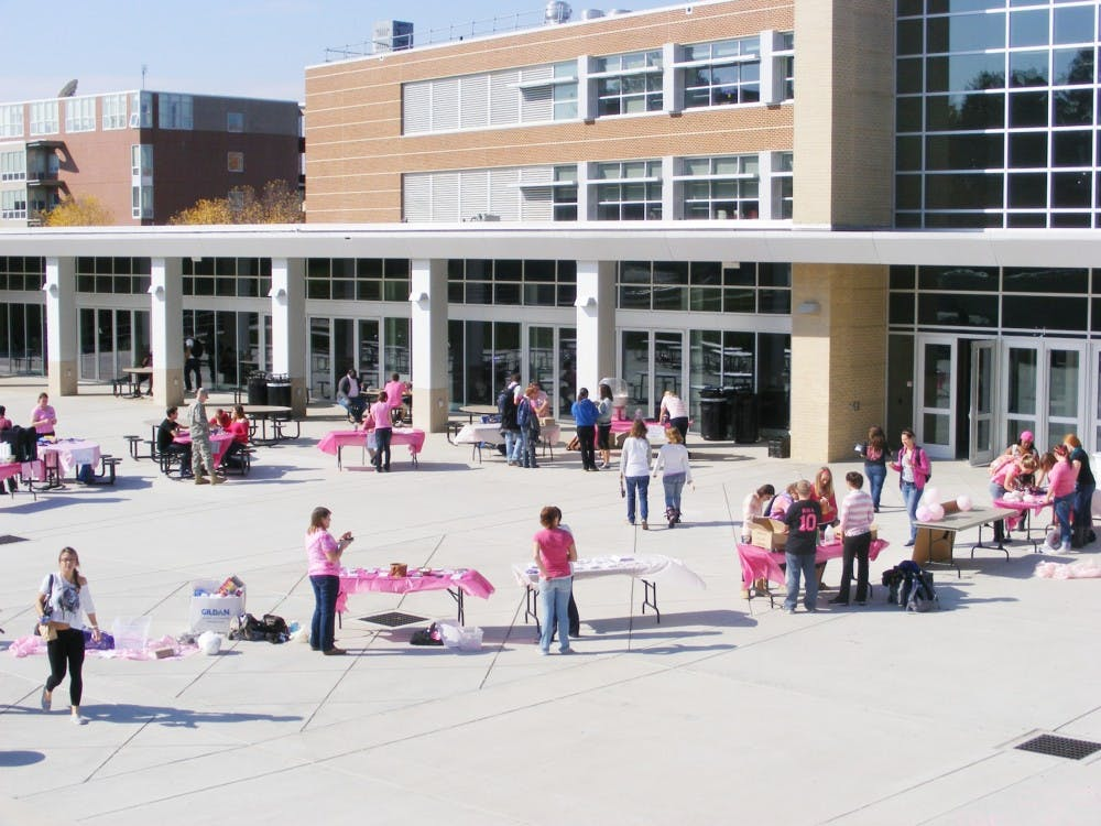 Breastival raises breast cancer awareness