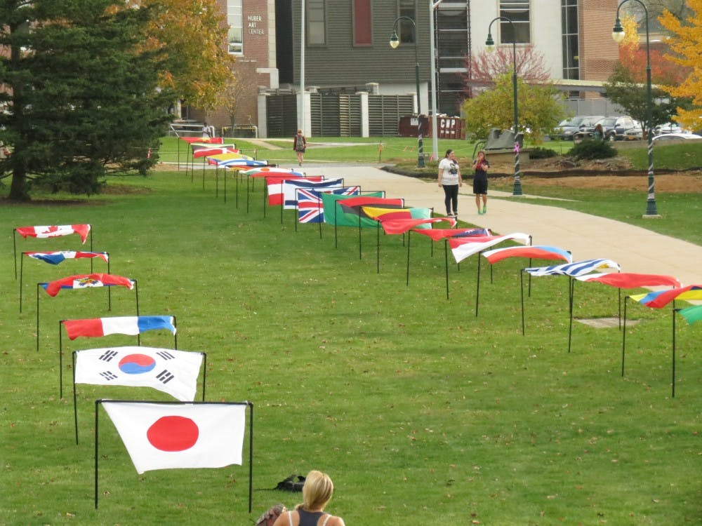 Patriotism and flag week at SU
