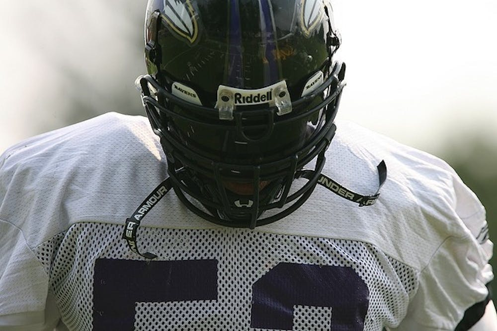 Ray Lewis may be back in 2012