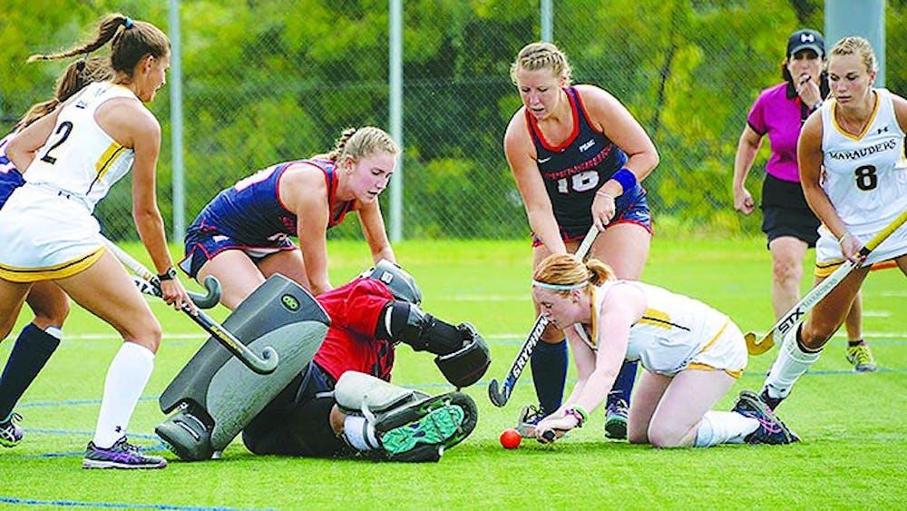 Field hockey smashes No. 2 Millersville