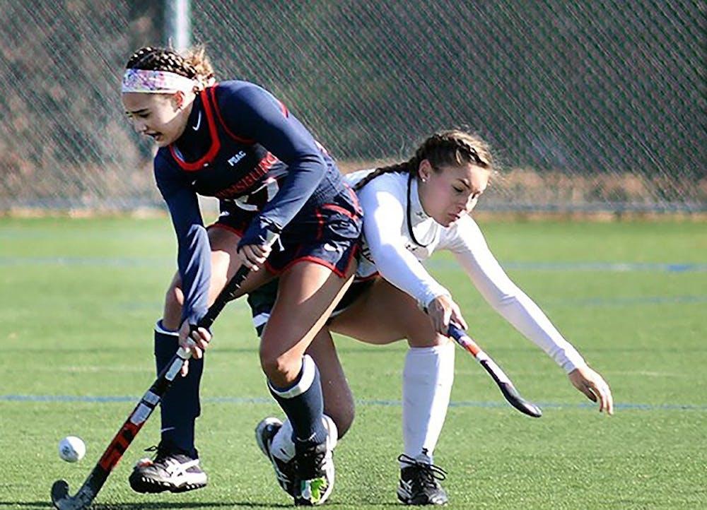 Field hockey dominates Mercyhurst