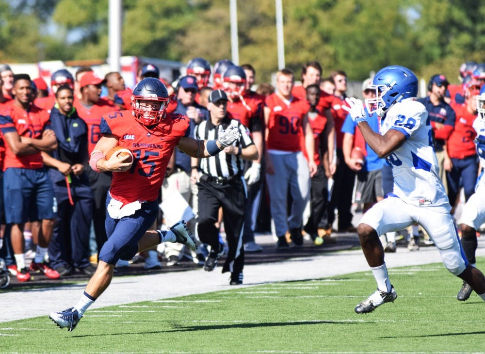 Red Raiders rewrite record book in 76–0 rout of Cheyney