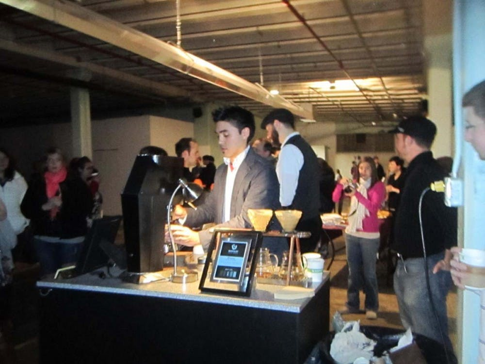 The Thought Lot hosts Mosaic Coffee grand opening