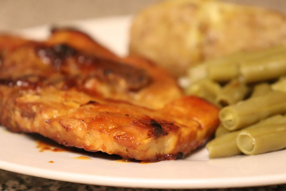 Recipe of the Week: Barbecue Pork Chop