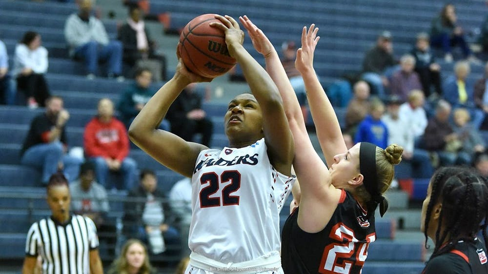 Women's basketball collects wins against PSAC rivals Millersville, Mansfield