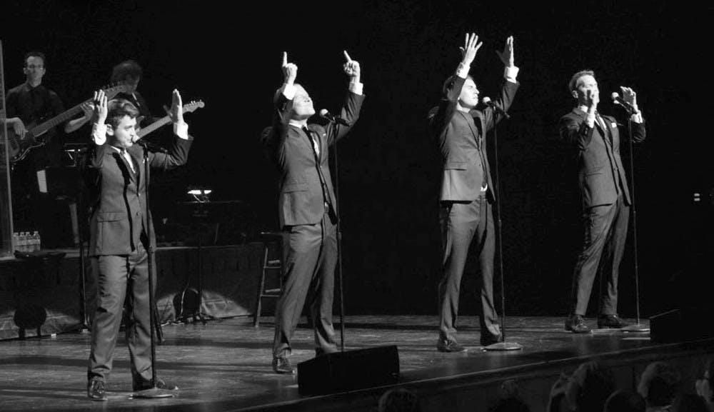 Midtown Men bring '60s back to Shippensburg
