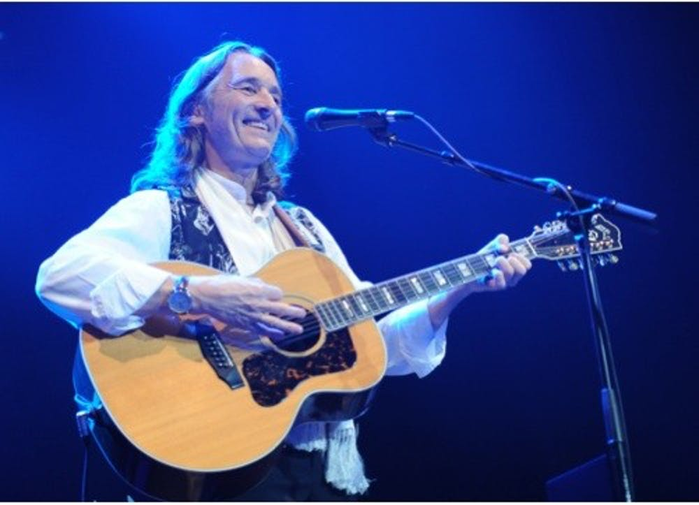 SU welcomes Roger Hodgson, voice of Supertramp