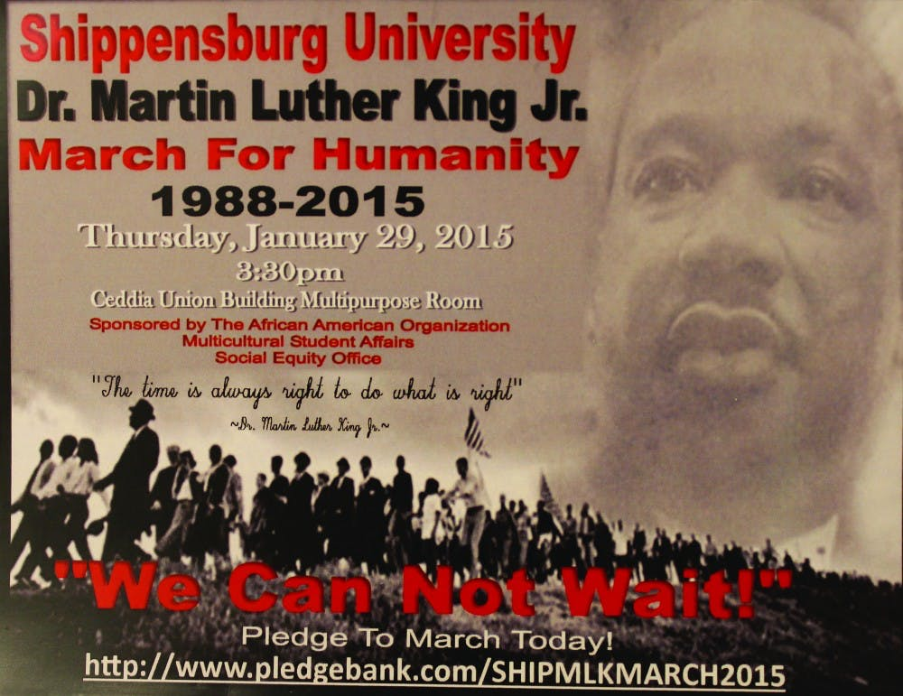 March for Humanity seeks to bring all races together this Thursday