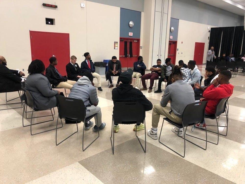 SU's men's group B.R.O.T.H.E.R.S. empowers during weekend summit