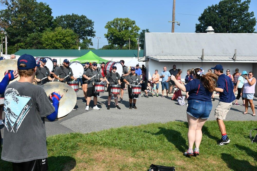 Shippensbrug Corn Festival in-person and busy despite high temperatures