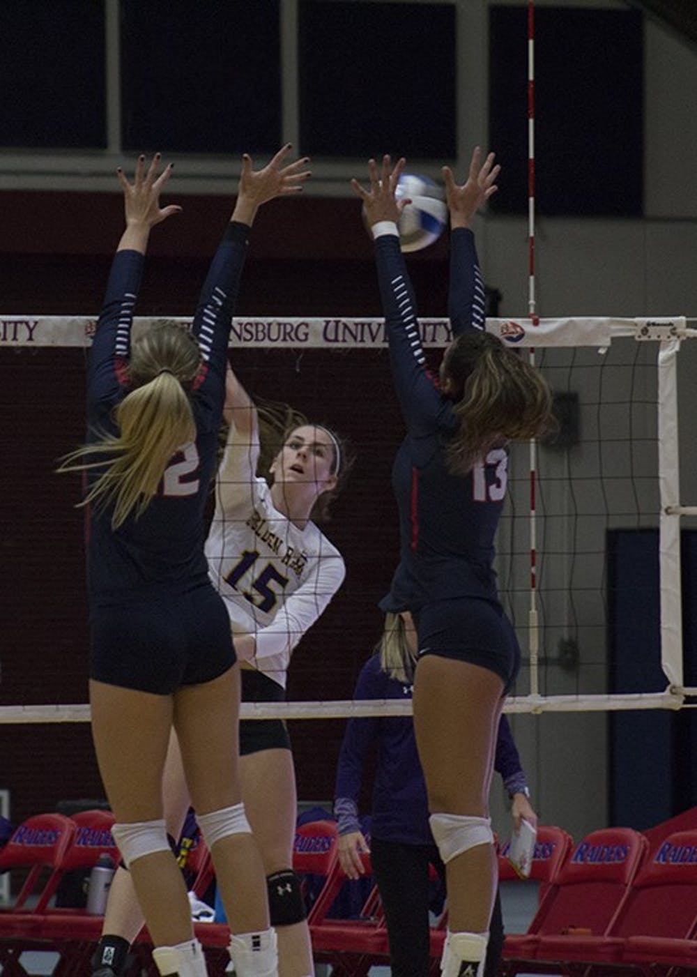 Volleyball gets back on track, grabs two more wins in PSAC