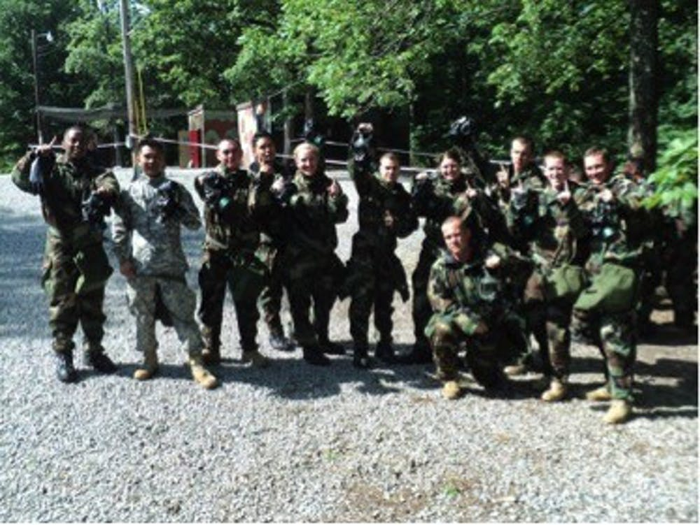 SU ROTC cadet shares experience at Fort Knox