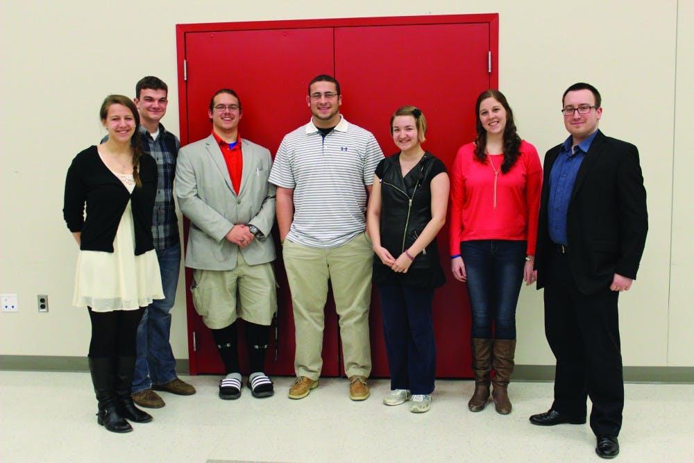 Student Senate elections begin