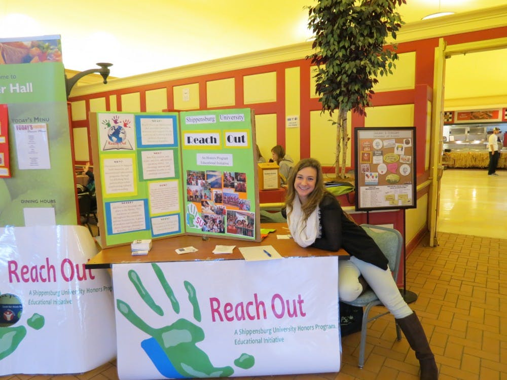 Reach Out invites students to join project