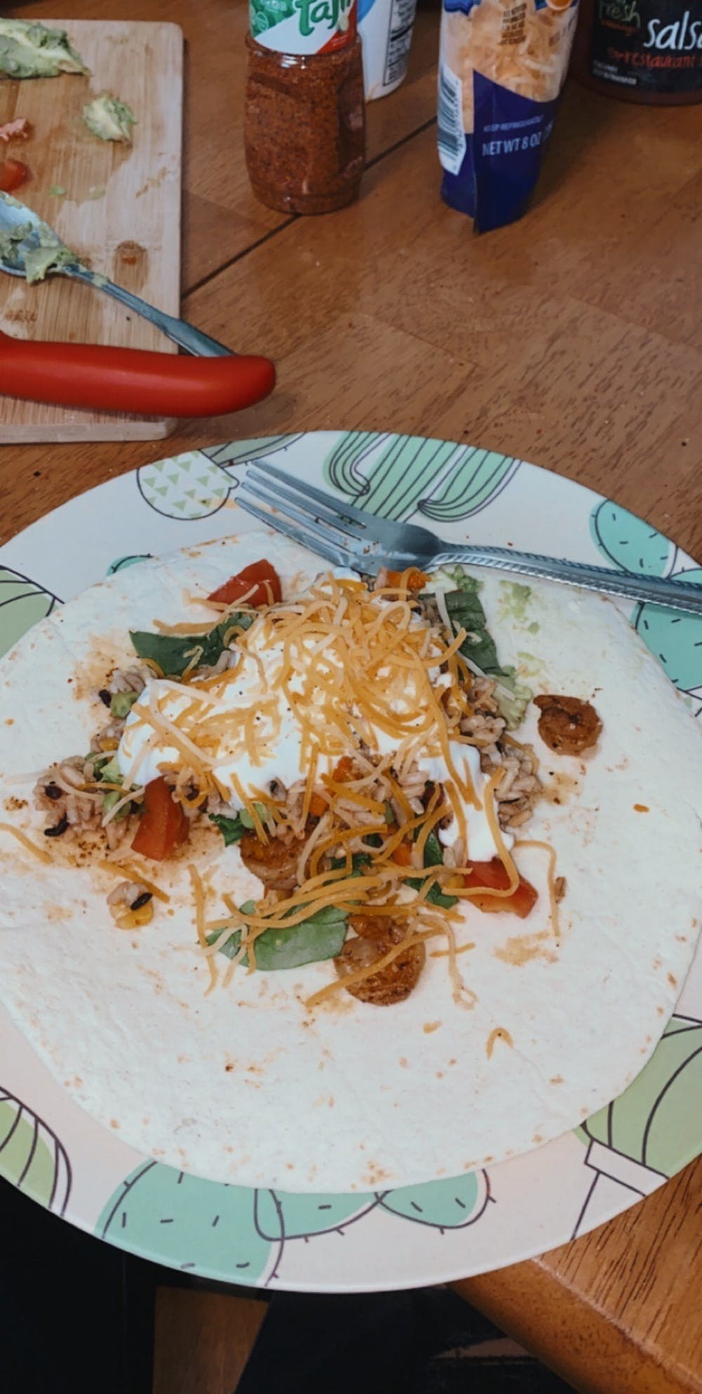 Recipe of the Week:  Shrimp Tacos