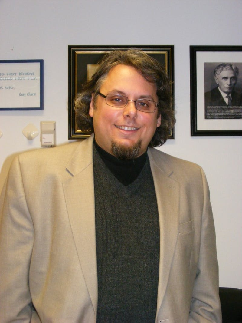 Lichtman is an associate professor of political science and the pre-law advisor for SU.