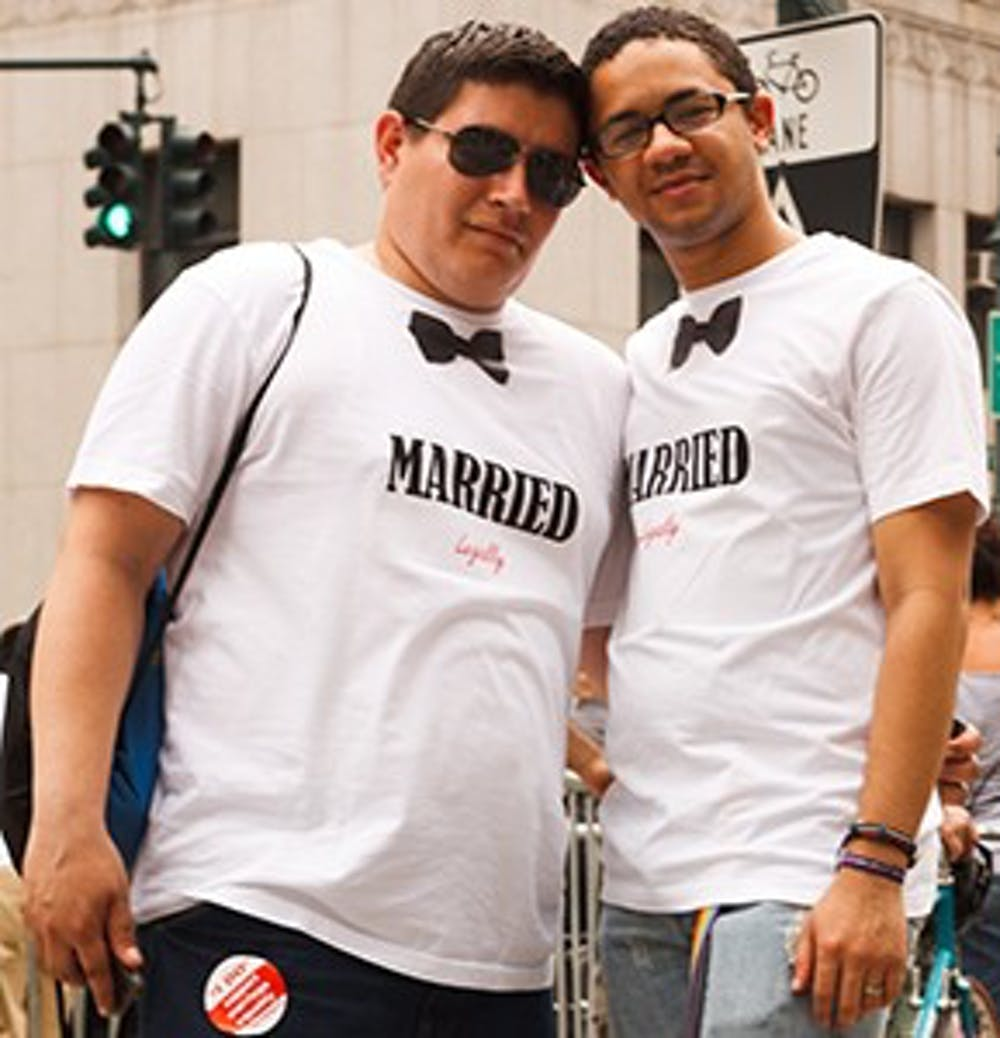 Let's set the record straight and say 'I do' to gay marriage