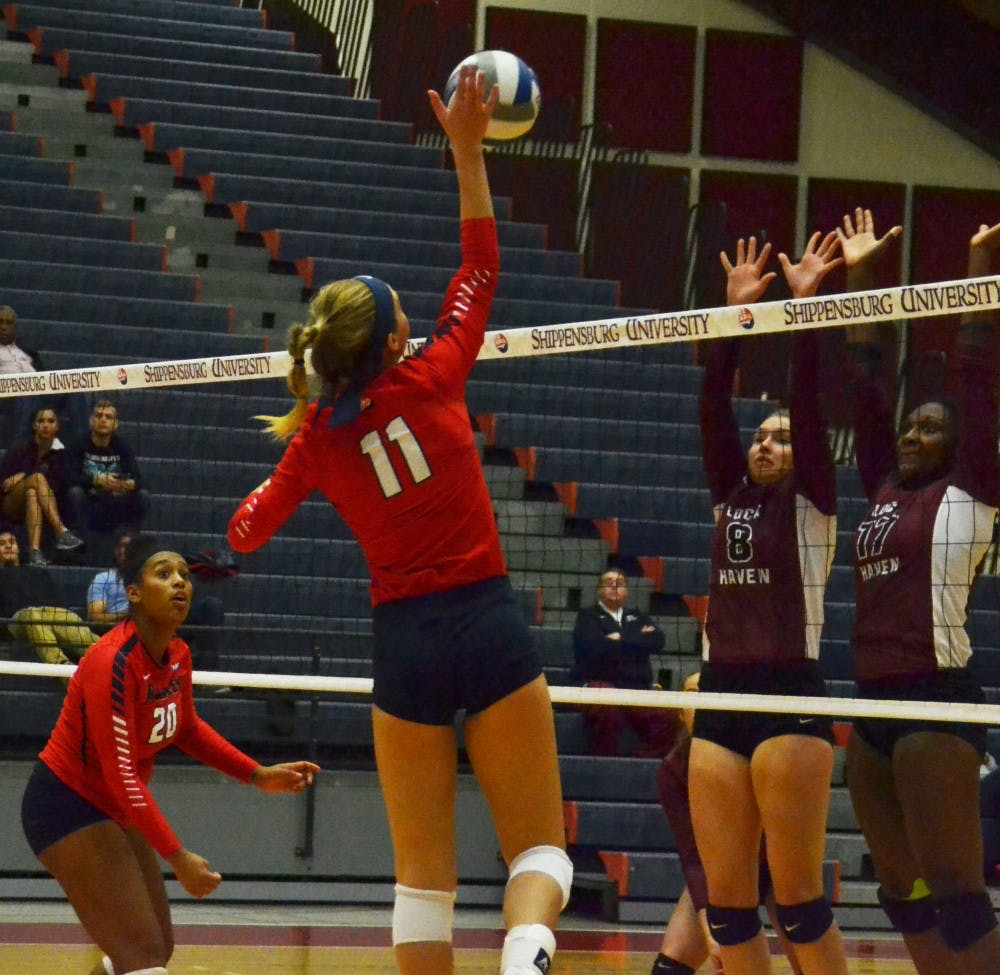Volleyball earns two weekend victories