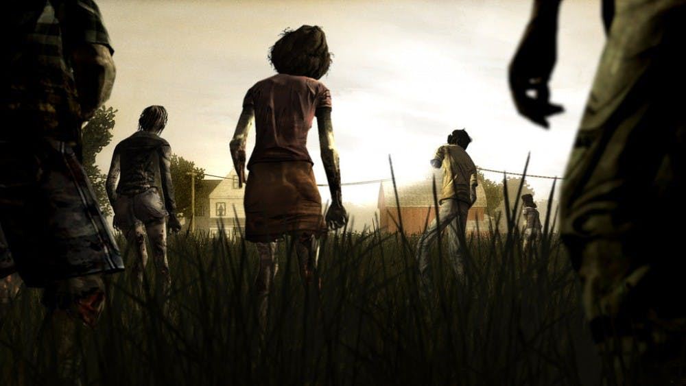 """The highly anticipated """"The Walking Dead: 400 Days"""" is here"""