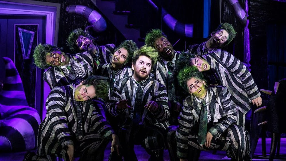 Beetlejuice is anything but dead on Broadway