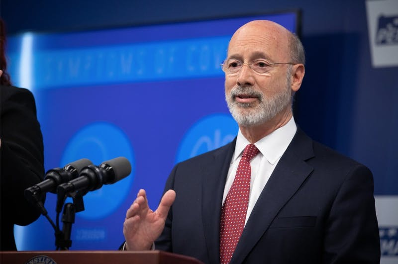 Pennsylvania Gov. Tom Wolf announced Friday that all K-12 schools will close in response to the COVID-19 coronavirus pandemic.