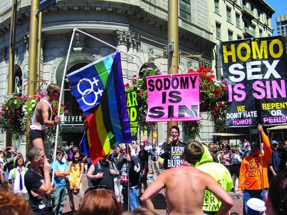 Homosexuality: The Christian perspective