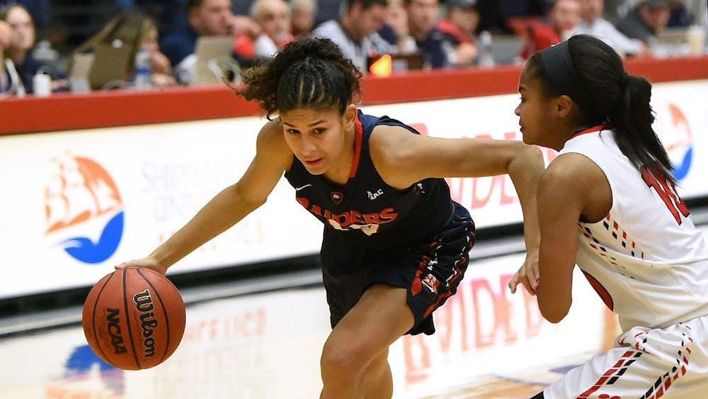 Women's basketball opens season 2-0