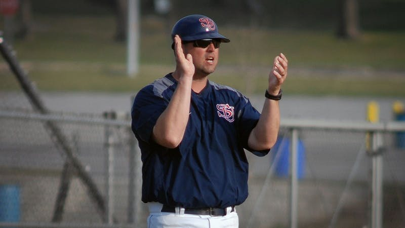 The Raiders' offense exploded for a combined 46 runs in the four-game sweep of Queens over the weekend. Head coach Matt Jones achieved his 500th career win as a coach between his 21 combined years at Shippensburg University and Elizabethtown University.
