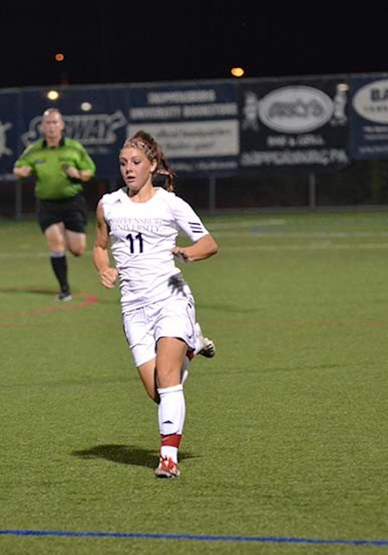 Women's Soccer: Zech's game winner shoots Raiders past MU